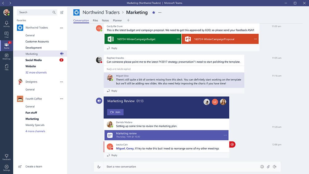 Microsoft Teams - Channel