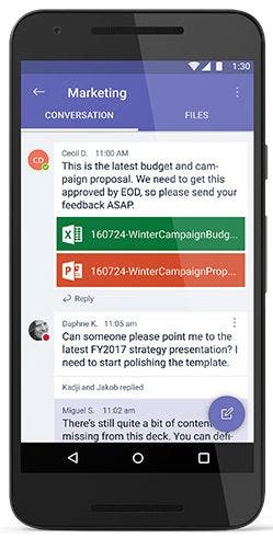 microsoft-teams-on-android