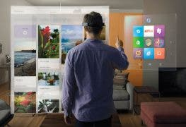 Von Mixed Reality, haptischer Interaktion und Microsofts Evolution