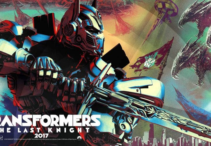 Transformers: The Last Knight Trailer veroeffentlicht