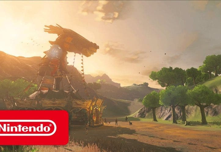 "The Legend of Zelda: ""Breath of the Wild"" 2017 Teaser"