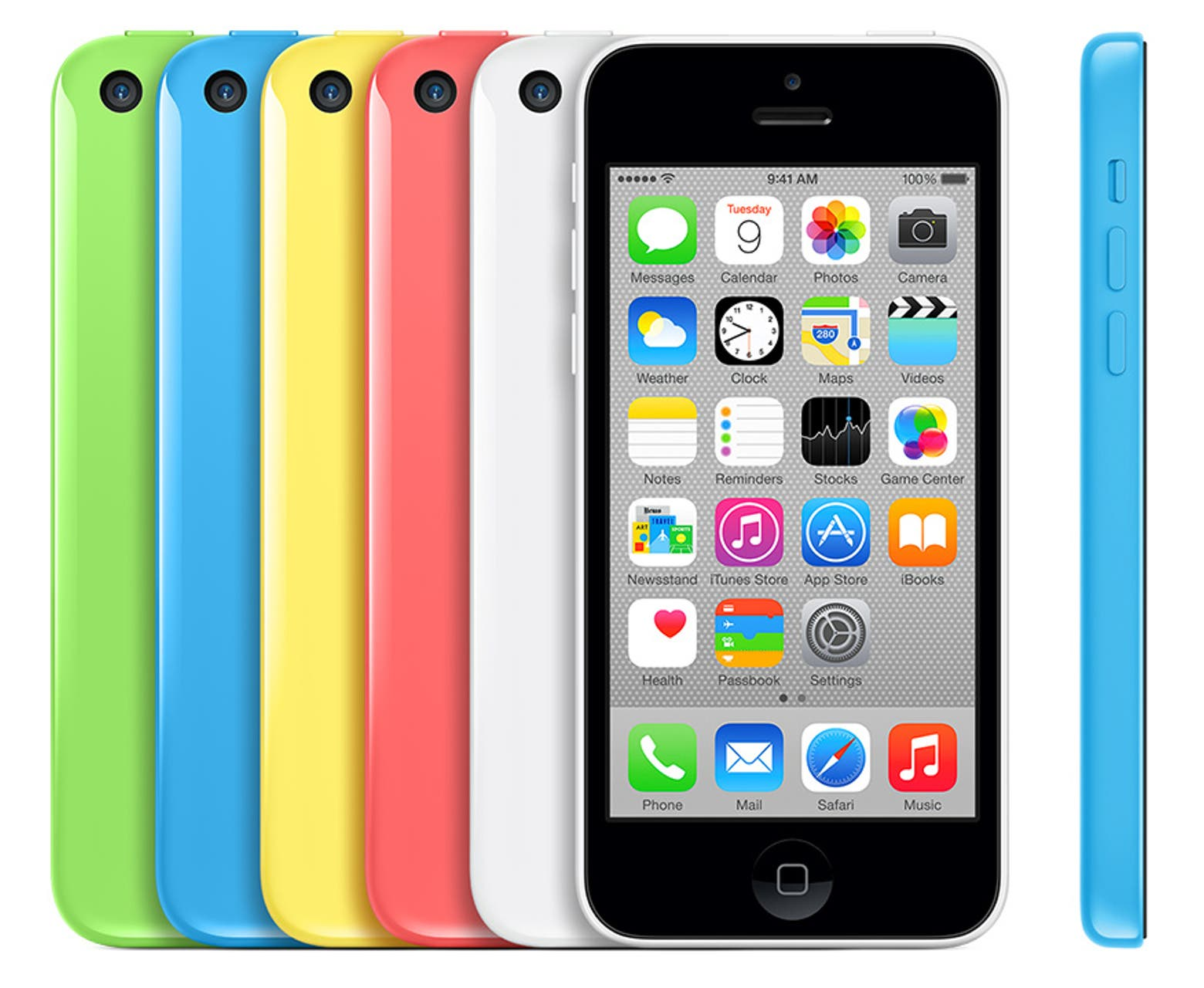 iphone 5c funktionen check beim kauf