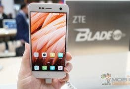 ZTE Blade V8 Mini Mittelklasse-Smartphone im Hands on [MWC 2017] *Udate: Video*