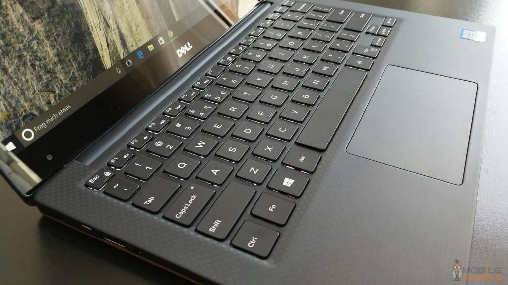 dell xps 13 9360 Trackpad 2017 06