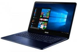 Asus ZenBook Pro UX550: Ultramobile Arbeitsmaschine als MacBook Pro Alternative