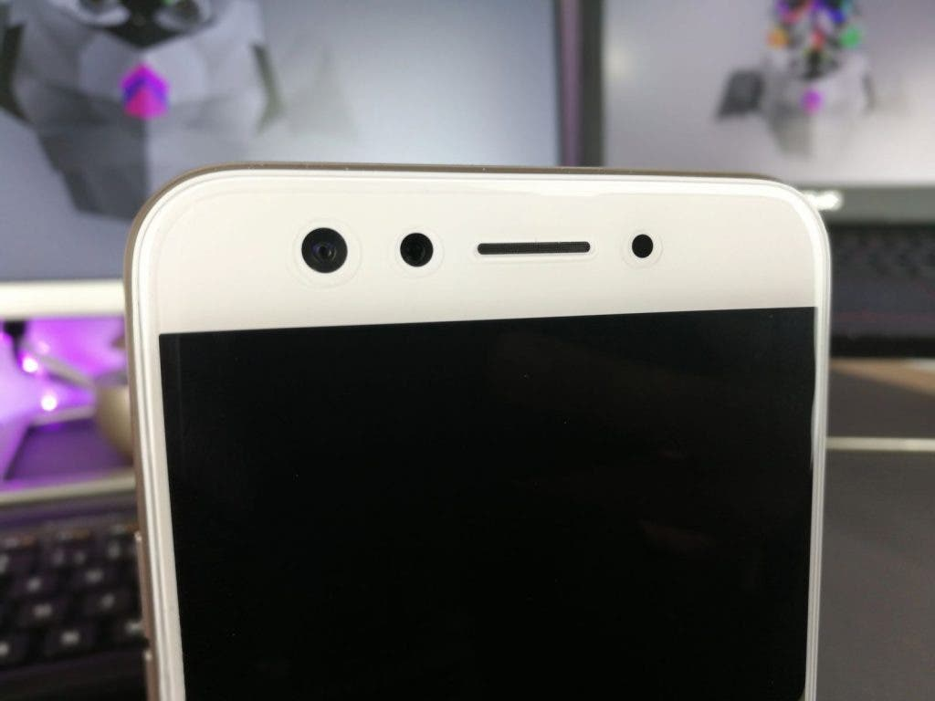 OPPO F3 Front-Kamera