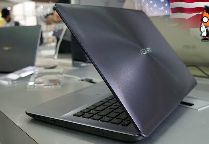 ASUS VivoBook X14 mit DVD-Laufwerk im Hands on-Video
