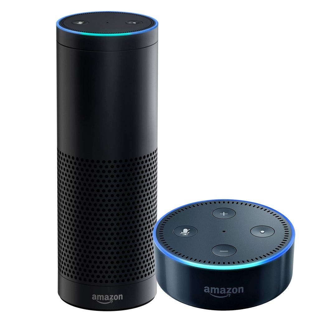 vergleich amazon echo vs apple homepod vs google home. Black Bedroom Furniture Sets. Home Design Ideas