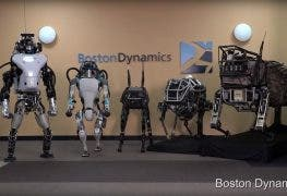 Softbank kauft Boston Dynamics