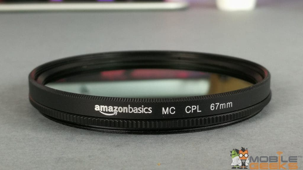 AmazonBasics Polarisationsfilter