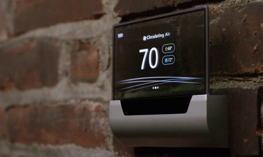 Microsoft und Johnson Controls zeigen Smart-Thermostat mit Cortana