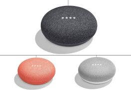 Google Home Mini: Googles Antwort auf den Amazon Echo Dot