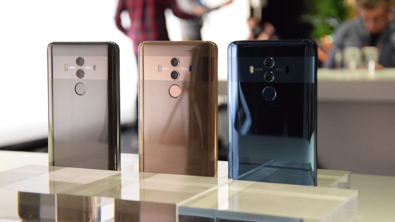 huawei mate 10 pro im hands on. Black Bedroom Furniture Sets. Home Design Ideas