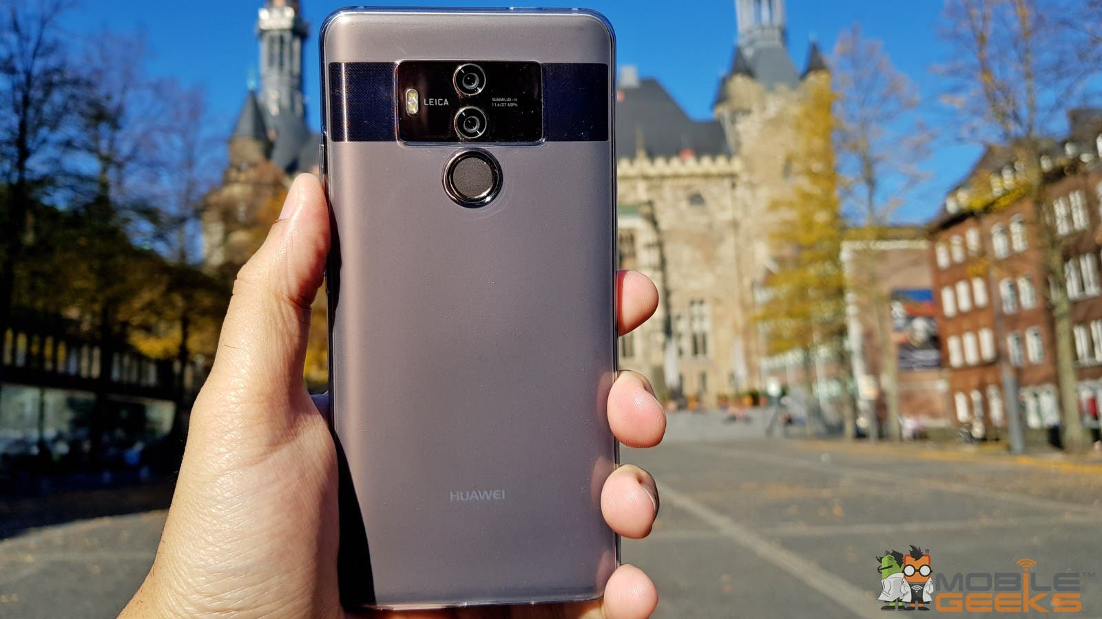 Huawei Mate 10 Pro Rückseite Cover