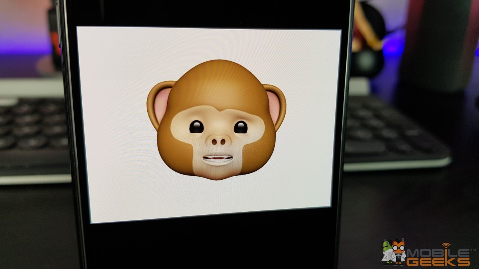 Apple iPhone X Animoji