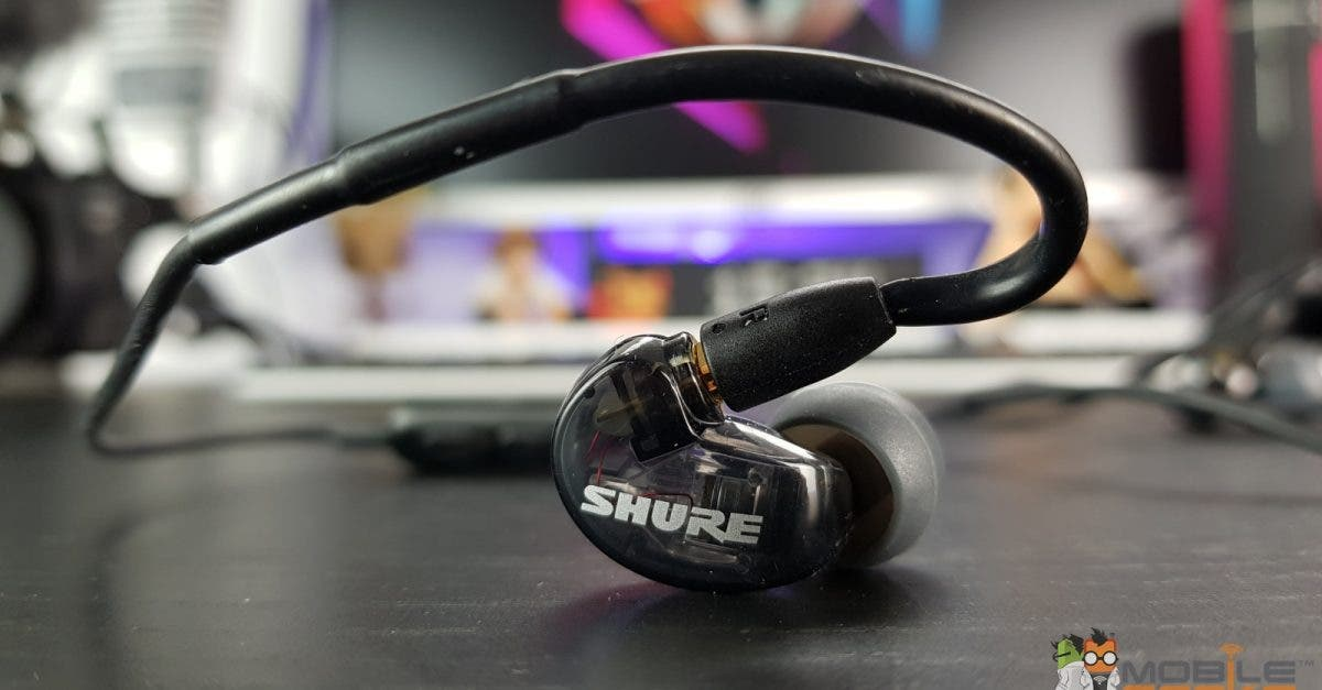 shure se215 wireless im test in ear bluetooth kopfh rer. Black Bedroom Furniture Sets. Home Design Ideas