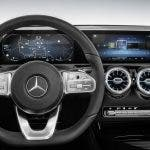 Mercedes-Benz A-Klasse. Interieur