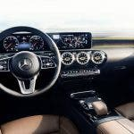 Mercedes-Benz A-Klasse, Interieur