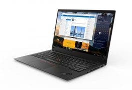 Lenovo ThinkPad X1 Carbon (2018) mit Dolby Vision HDR-Display [CES]