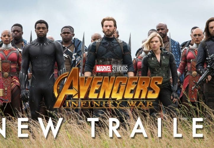 The Avengers 3: Infinity War – Der neue Trailer