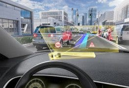 Head-Up-Displays mit Wellenleitertechnologie: Augmented Reality fürs Auto