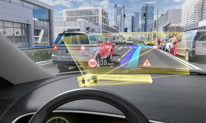 Image result for Augmented Reality Head-Up Display