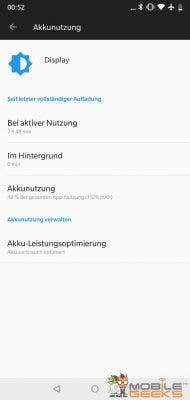 OnePlus 6 Oxygen OS 5.1 Apps