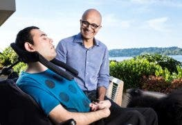 """AI for Accessibility"" – Microsoft startet neues Entwicklungsprogramm"