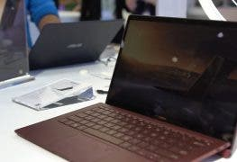 ASUS ZenBook S UX391: Notebook mit Aufstell-Scharnier im Hands on-Video