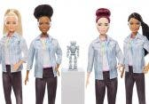 Barbie in MINT-Jobs: Die neuste Puppe ist Roboter-Ingenieurin