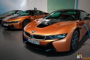 BMW i8 Roadster Coupe BMW i3 i3s