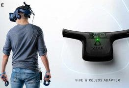 Wireless Adapter: Die HTC Vive wird kabellos