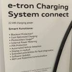 etron Charging Connect