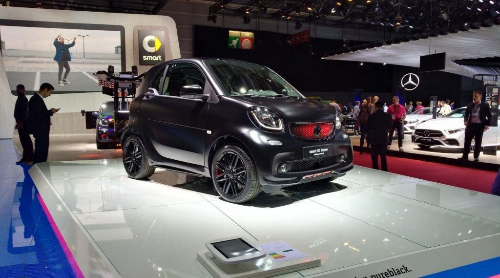 Smart Edition PureBlack