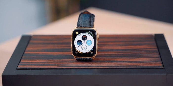 Apple Watch Luxusvariante – vergoldete Variante für 2.200 US-Dollar