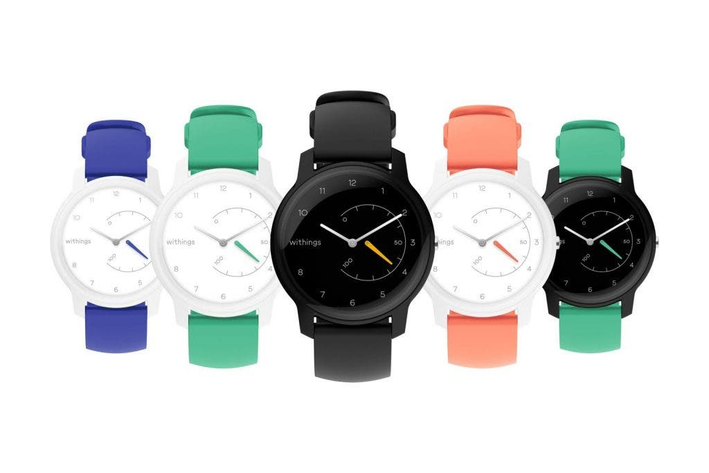 Withings Move Fitnessuhr