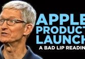 Bad Lip Reading nimmt Apple aufs Korn