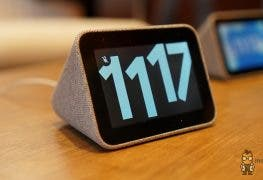 CES 2019: Lenovo Smart Clock mit Google Assistent