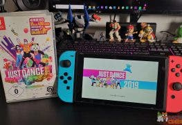 Just Dance 2019 Nintendo Switch Fitness #GeeksGetFit