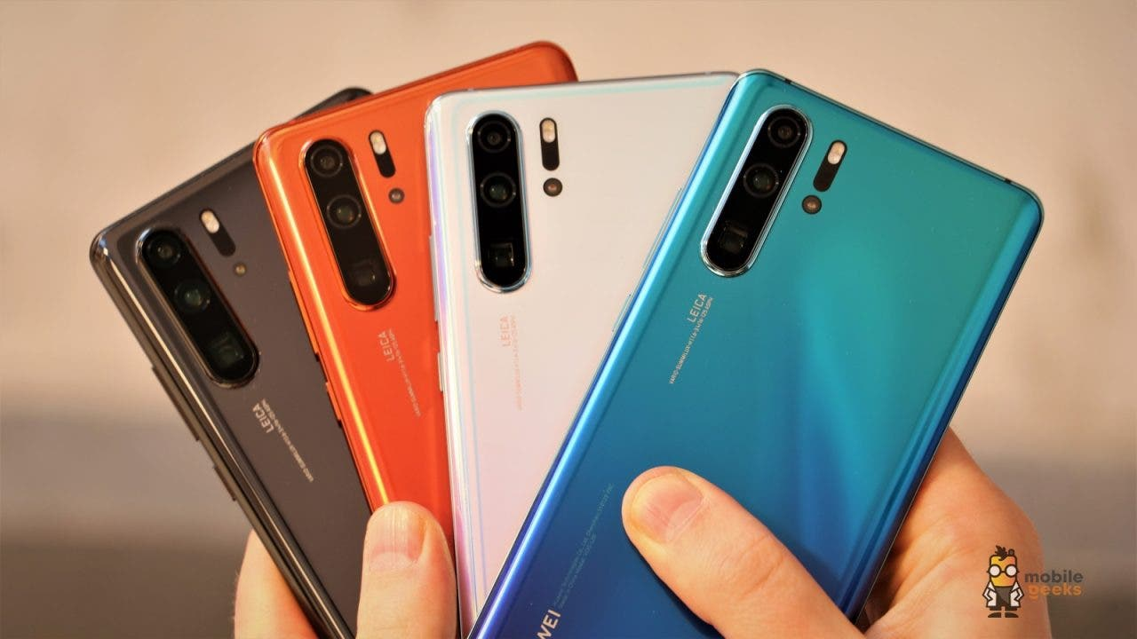 uawei P30 Pro Hands On Test Camera 4