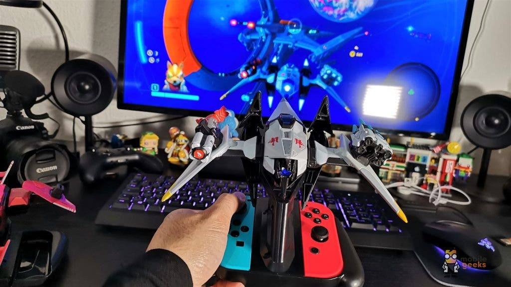 Nintendo Switch - Starlink Battle for Atlas Starfox - Spiele Empfehlungen 7