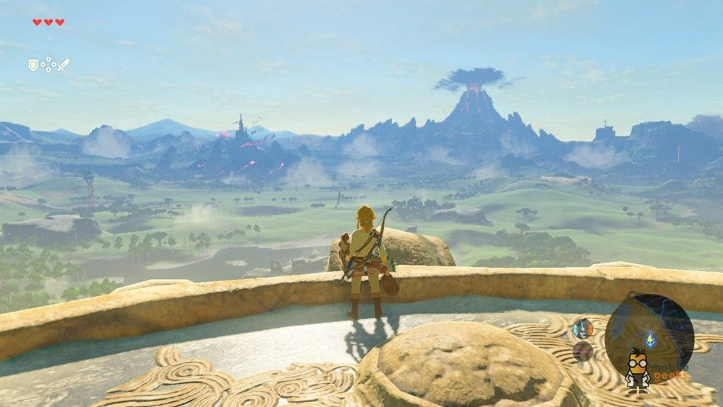 Nintendo Switch - The Legend of Zelda Breath of the Wild BOTW - Spiele Empfehlungen