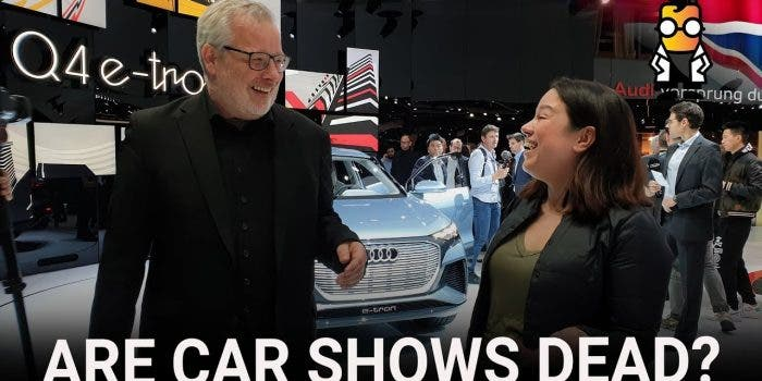 Sind Auto-Messen tot? Genfer Auto-Salon: Mobile Geeks Talks