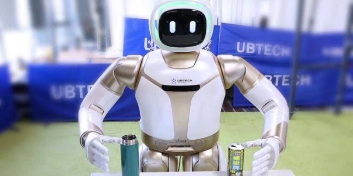 Ubtech Walker im Tanz-Video