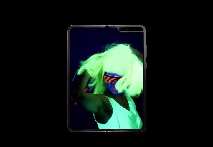 Galaxy Fold: Samsung zeigt neues Promo-Video