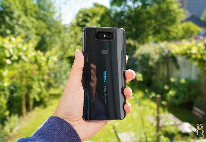 Asus Zenfone 6 Hands On Test Kamera