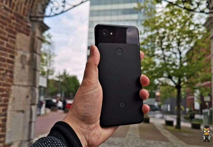 Google Pixel 3a XL Kamera Fotos Mobilegeeks Test