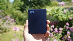 WD My Passport Ultra 2 TB Western Digital