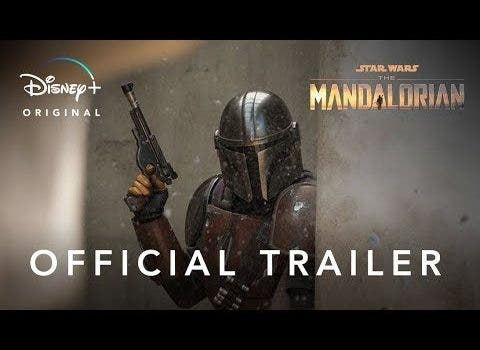 Star Wars: The Mandalorian – erster Trailer