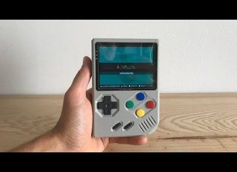Retrostone 2: Game Boy 2.0 auf Kickstarter